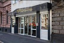 Hotel Boulevard / Hansaring 14 - 50670 Köln - www.hotelboulevard.de