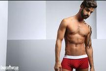 Wood Underwear / Underwear for men. Wood fits. You'll get noticed. #WoodisGood. www.woodunderwear.com