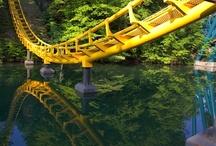Roller Coasters ♒ / Weeeeeeeeeeeeeeee!