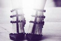 Fashion | heels / by Vivian Chan