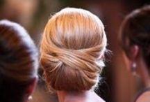 Hair tricks / Easy. Still I always forget these tricks!