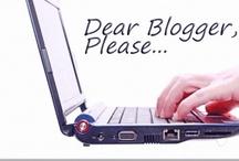 Computer and blog tips
