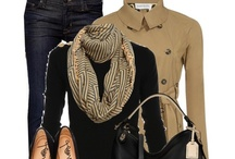 Monochromatic Style / a twist on classics : inspiring looks for work....weekend....daytime.....nighttime....lots of sweaters, boots, coats, skirts & a few great accessories