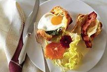 Breakfast, Second Breakfast, Elevenses, Brunch / by Sarah Hill