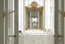 Dressing Rooms, Baths, Closets & Boutique Bedrooms  / beautiful places in which to sleep...dress...bathe...beautify...dream...hide