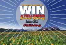 Win a Free Trip or Other Great Telluride Prizes! / Enter one of our many contests for great prizes!