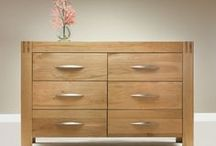 Alto Solid Oak | Oak Furniture Land / Alto range offers a modern furniture design. Featuring distinctive box finger joints and chunky solid oak frames in offer a bold and contemporary design that looks fantastic in any home. www.oakfurnitureland.co.uk