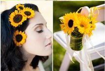 Sunflower Wedding / by MyGatsby