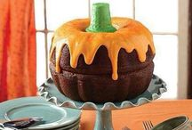 Citrouille, Halloween et cie / Idées et inspirations pour les repas et fêtes d'halloween
