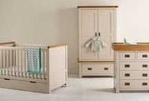 Kemble Nursery Range | Oak Furniture Land / Our Kemble Rustic Nursery range is a stunning set built to last. Perfectly adapts as your little one grows and will look great with any decor.