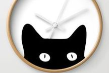 Wall Clocks / This is a collection of beautiful and cool wall clocks