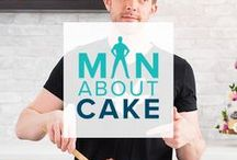 Man About Cake / Sink your teeth into current cake decorating trends! In the Man About Cake YouTube series, you'll pick up incredible tips for creating modern masterpieces from cake designer Joshua John Russell. Each week, he decorates an original cake, shares his favorite recipes and gives pointers for designing like a pro.