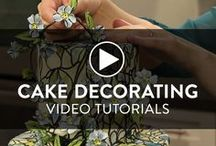 Cake Decorating Videos / Learn how to decorate the cake of your dreams with video tips from Craftsy professionals.