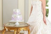 Wedding Bells / Make your big day unforgettable with these amazing wedding cakes, DIY decorations and celebration ideas.