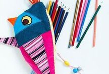 Back To School / Get ready (and excited) for the school year with these classroom approved DIYs!