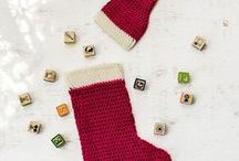 Christmas / May your holidays be merry, bright and filled with crafting!