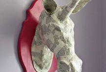Craft and DIY Ideas / by Debbie Wanzer