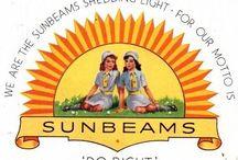 SA Sunbeams / Grade school girls: Learning, growing, praying and playing together