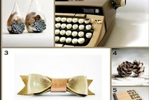 Collections and lists / Treasury lists, monday moodboards, lists and features