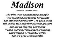 Madison Colleen! / by Katie Borbas