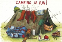 Roughing It / Camping and other Wild Adventures