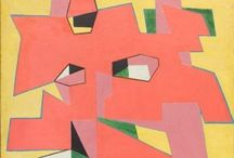 Hard-edged Geometric Art / by Marie Kazalia