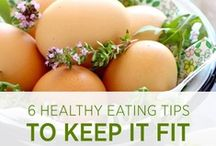 Healthy Living / #Healthy #cooking #tips, clean eating advices and everything in between. For a healthier #lifestyle: support good food, good ingredients, and better cooking methods!