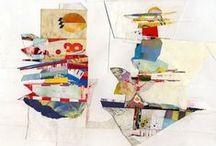 Collage Art / by Marie Kazalia