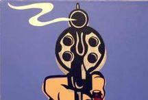 Guns in Art / by Marie Kazalia