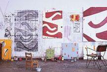 Artist Studios / by Marie Kazalia