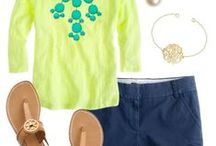 Wear {Spring/Summer} / Classy, Preppy, Colorful, and Fabulous <3 / by Brittany Ann