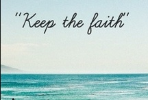 Faith / Metropolitan Ministries' mission is to care for the homeless and those at risk of becoming homeless in our community through services that alleviate suffering, promote dignity and instill self-sufficiency...as an expression of the ongoing ministry of Jesus Christ. / by Metropolitan Ministries