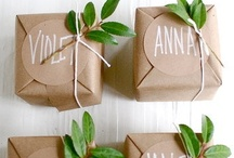 Gift Ideas & Wrapping