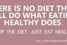 Healthy Living / gluten free/ low carbs/ weight and exercise