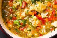 Best Soup Recipes / Your favorite homemade and healthy soups and more.