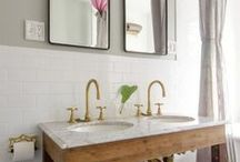 Beautiful Bathrooms / Beautiful spaces and ideas / by ReeceNichols Real Estate