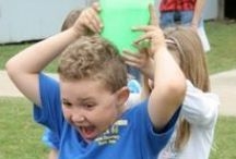 Children's Ministry Games / Camps for camp, parties, VBS, or fun
