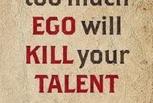 Talent vs Skill / by Cornerstone Investments Intl,  LLC