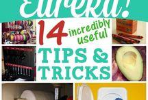 genius! / tips + tricks + advice