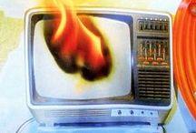 TV Screens / by Marie Kazalia