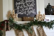 lets decorate for the holidays / by Kymberly Janelle