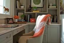Office ideas / by Michelle Scrafton