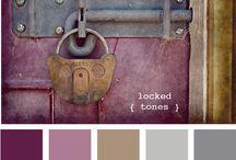 Paint colors / by Stephanie Cassini