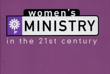 Women's Ministries Ideas / by Jerrie Behymer Miller