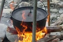 Roughing It: Campfire Cooking