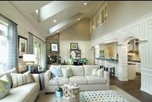 Our Model Homes in Charlotte NC and the Surrounding Area / Our homes, all dressed up! Decoration and design ideas galore, plus the added bonus of checking out what our floor plans look like furnished!