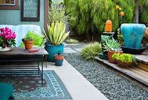 Your Outdoor Oasis / Ideas to help you create your perfect sanctuary right in your own backyard!