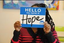 Metro #Unselfie / Images of people in an unselfish moment, in honor of Giving Tuesday / by Metropolitan Ministries