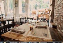 Restaurant / restaurant interior design