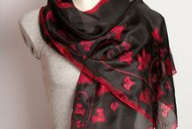 """Scarf Nation! / Scarves, & only scarves. Focused on textures, colors, & where to buy. Includes style """"how to's"""" as well. Scarves with outfits found in fashion."""